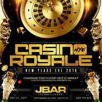 Casino Royale NYE PARTY
