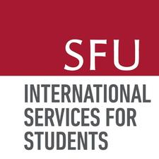 SFU International Services for Students logo