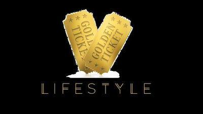 Golde Ticket Lifestyle logo