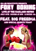 FOXY BOXING!!FEATURING BIG FREEDIA!! GIRLS FIGHTING! LIVE...