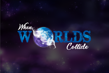 WHEN WORLDS COLLIDE PRODUCTIONS logo
