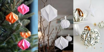 Handmade Paper Ornaments Workshop