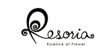 Resoria -Essence of Flower- logo