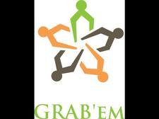 GRAB'em logo
