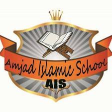 Amjad Islamic Schhol (AIS) logo