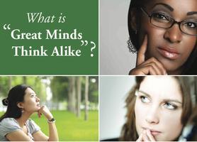 Great Minds Think Alike 2014