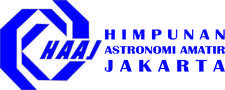 Himpunan Astronomi Amatir Jakarta logo
