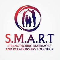S.M.A.R.T (Strengthening Marriages and Relationships Together) logo