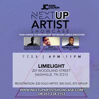 Next Up Artist Showcase - Nashville, TN Auditions