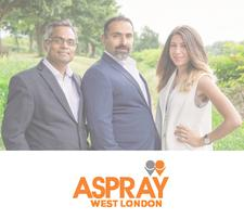 Aspray West London logo