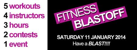 The Fitness Blastoff: Fitness Dance Party