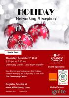 Holiday Networking Reception