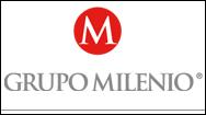 GRUPO MILENIO logo