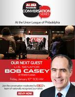 AL DÍA's Conversation Series with Senator Bob Casey