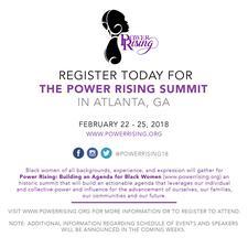 Power Rising logo