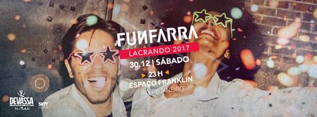 FUNFARRA RIO PRE-REVEILLON 30/12/17