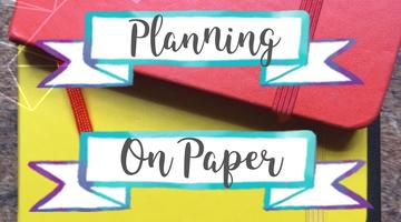 Planning on Paper at Danforth WW