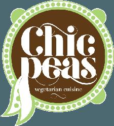 CHIC PEAS VEG logo
