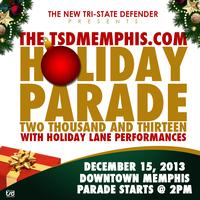 The TSDMemphis.com Holiday Parade 2013