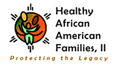 Healthy African American Families logo