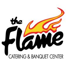 The Flame Catering logo