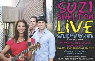 Suzi Shelton Live!