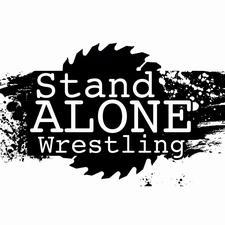 Stand Alone Wrestling logo