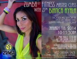 New Year Special! Zumba® Fitness Master Class with ZJ™ Bianca...