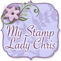 Chris Glebus Independent Stampin' Up Demonstrator logo