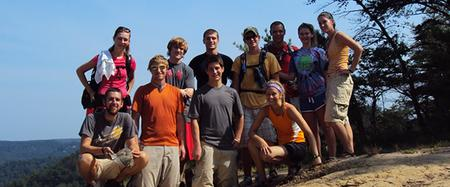 Wilderness Orientation Calvin College: RED RIVER GORGE...