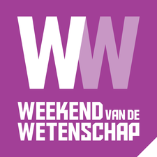 Weekend van de Wetenschap logo
