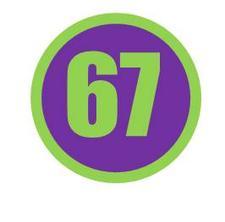 Sixty Seven Marketing logo