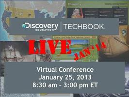 Techbook LIVE Virtual Conference