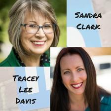 Sandra Clark and Tracey Lee Davis   logo