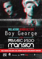 Boy George at Mansion