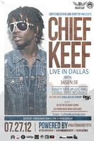 """ Chief Keef "" Live in Dallas July 27th 