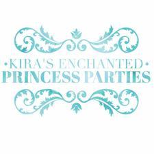 Kira's Enchanted Princess Parties  logo