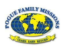 Pogue Family Missions and Texas God Chicks logo
