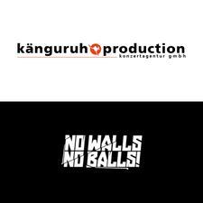 KÄNGURUH PRODUCTION x NO WALLS NO BALLS logo