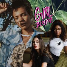 Girl Blossom logo
