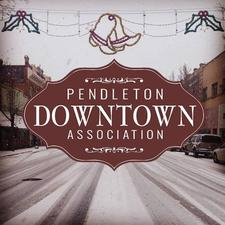 Pendleton Downtown Association logo