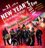 New Year's Turkish Balkan Night
