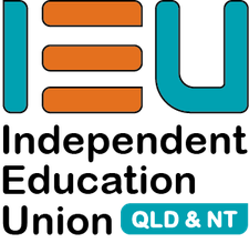 Independent Education Union - QLD & NT logo