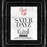 Highline Ballroom Saturday with DJ Klutch