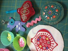 XO Stitch Club Holiday Ornament Workshop