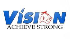 Vision Corporation logo