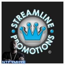 Streamline Promotions/NTFRMHRE logo