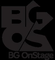 BG OnStage logo