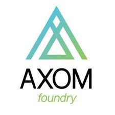 AXOM Foundry logo