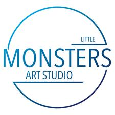 Little Monsters Art Studio logo
